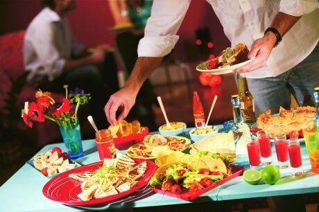 mexická jídla