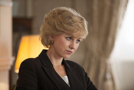 Naomi Wattsová jako princezna Diana