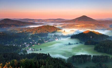 krásná česká krajina