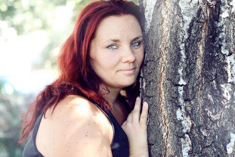 Edita Jemelková,  foto: Eva Lachendrová (archiv EJ)