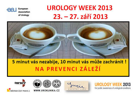 Urologický týden 2013