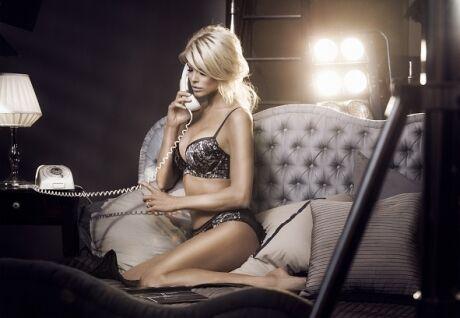 026375fa0c4 ... spodního prádla inspirovaná půvabem a ženskostí slavné skandinávské  krásky Victorie Silvstedt. Kolekce přináší výběr krásných podprsenek a  kalhotek pro ...