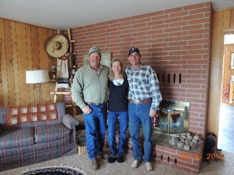 Láďa Mikeska, Karen a Jim Hagenovi
