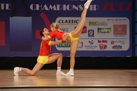 Veronika Šindelářová a Pavel Sirotek, foto: FISAF