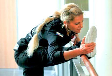 Denisa Barešová, foto: archiv FISAF