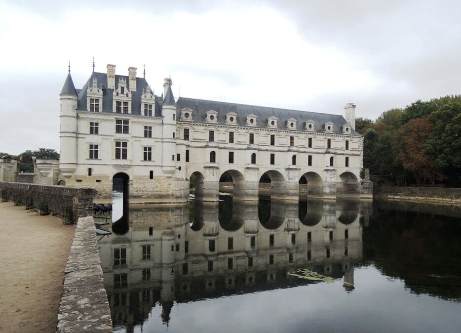 Zámek Chenonceau