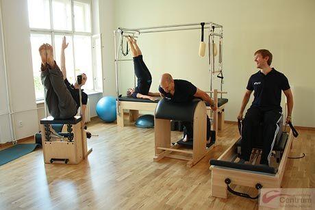 Pilates, Centrum funkčního pohybu Daniela Mullera