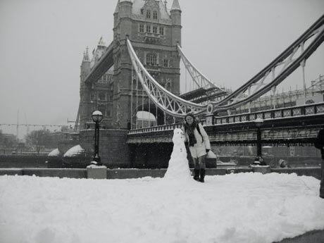 Miloslava Pilátová: Moje londýnské roky