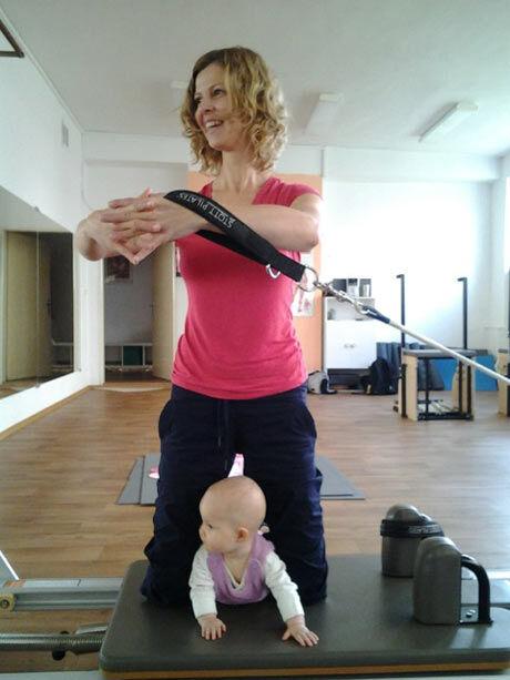 Jitka Miškářová, Pilates