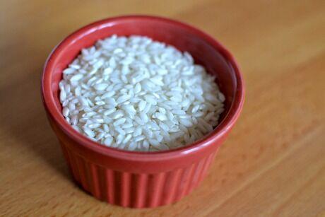 rýže na risotto