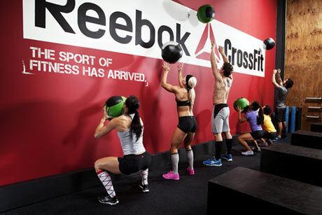 CrossFit, foto: Reebok