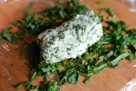 bylinkové máslo