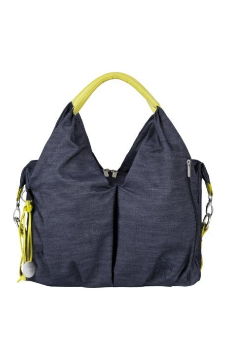 L�ssig Neckline Bag Denim