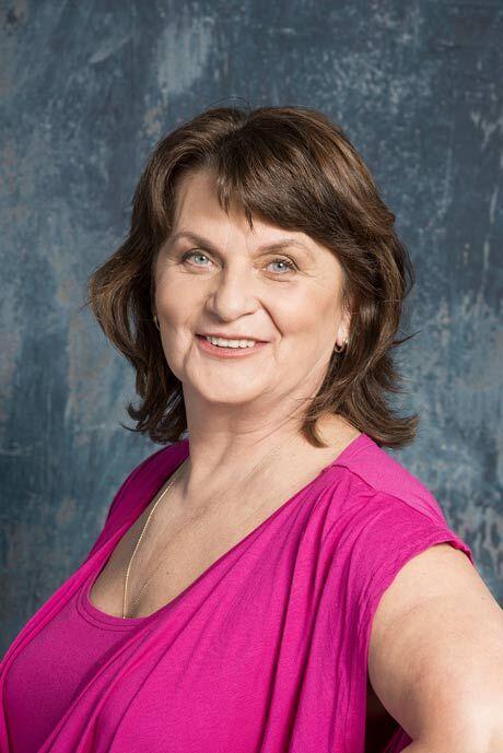 Eva Knappová, ředitelka Aliance žen s rakovinou prsu, o.p.s.