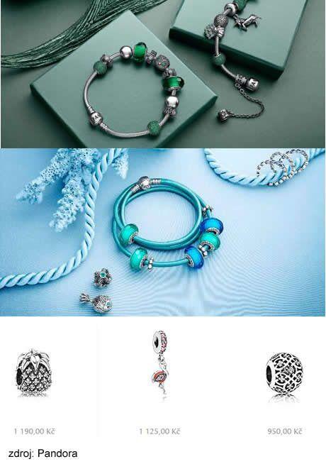 1f3056f3b ŽENA-IN - Paní Dora, nebo Pandora? Nosit pravé šperky, nebo plagiáty?