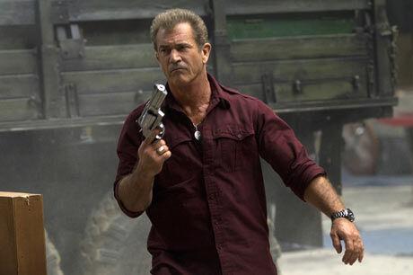 Nejbližším filmem Mela Gibsona jsou třetí Expendables, Bontonfilm, a. s.
