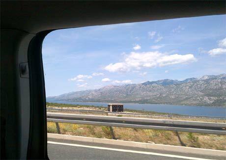 Jak ušetřit na cestě do Chorvatska - a nejen za dálniční poplatky ve Slovinsku