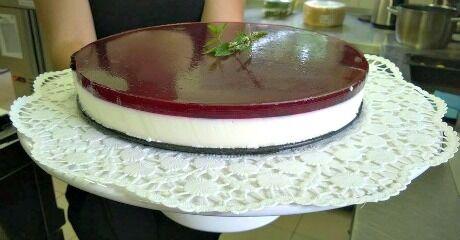 ostru�inov� dort