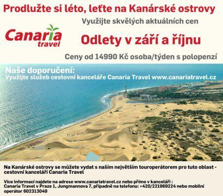 Canaria travel