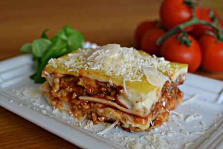 lasagne Dolmio