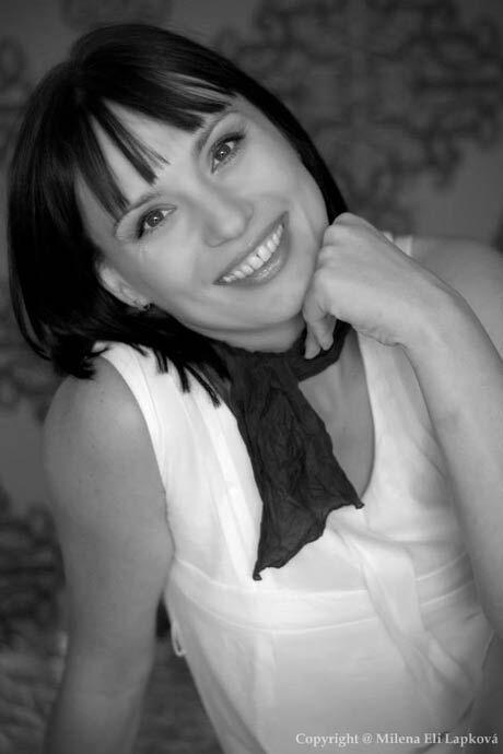 Jana Divoká, foto: Milena Eli Lapková