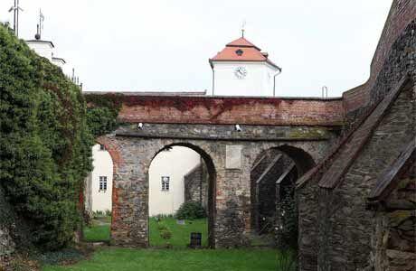 Zámek Kunštát, foto: www.vyletiky.cz