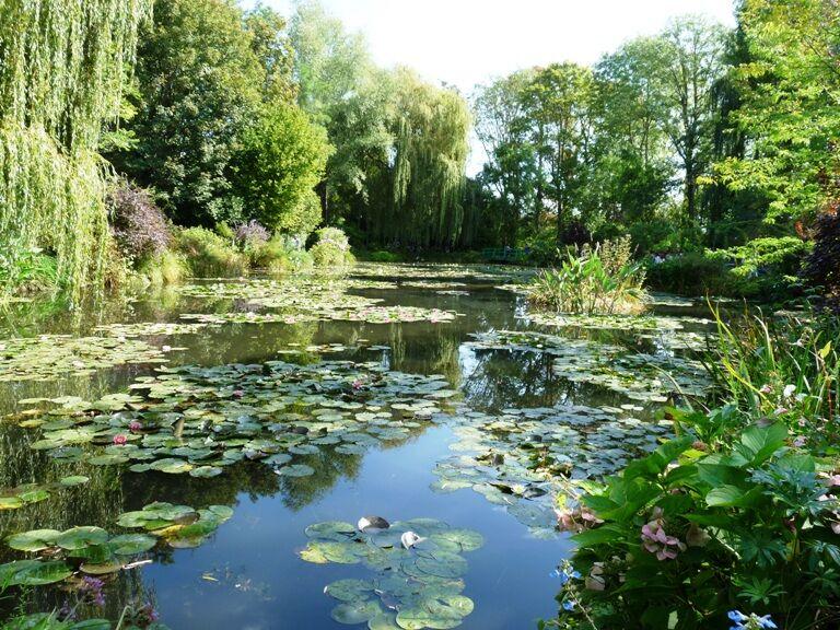 Zahrada Giverny