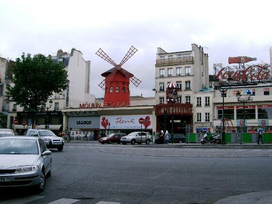 Moulin Rouge dnes
