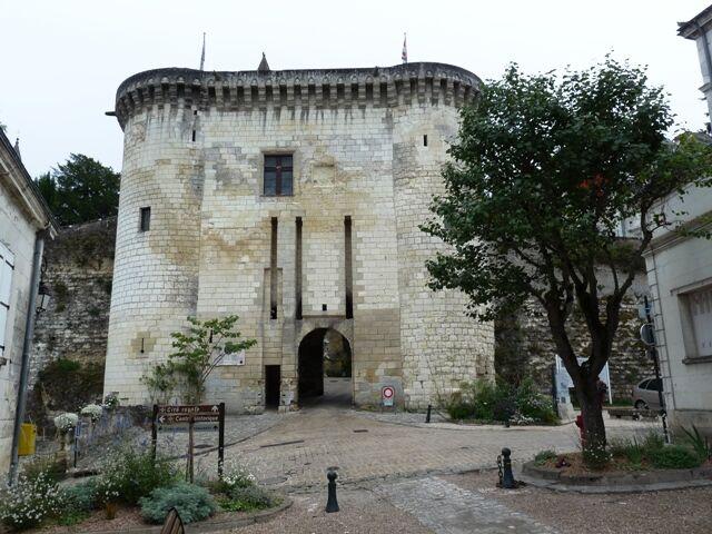 Loches - porte Royal