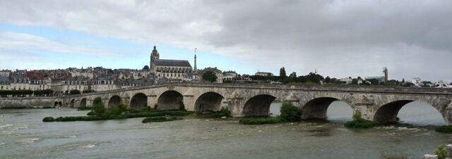 Blois na Loirou