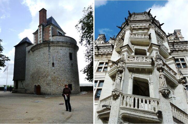 Dvě období Blois