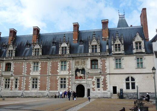 Bloise-křídlo Ludvíka