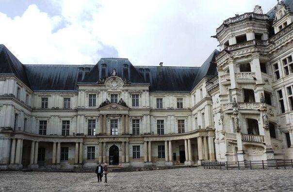 Blois-Gastonovo křídlo