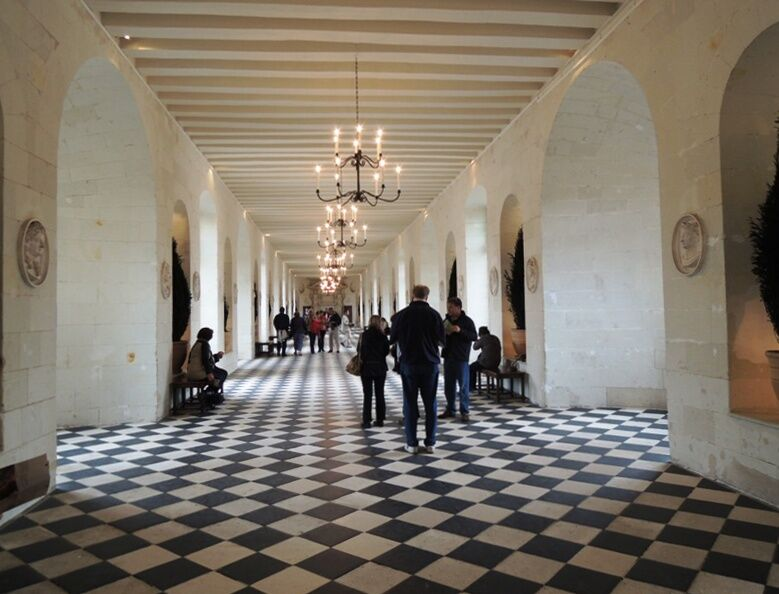Chenonceau-galerie