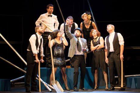 V+W Revue v divadle ABC