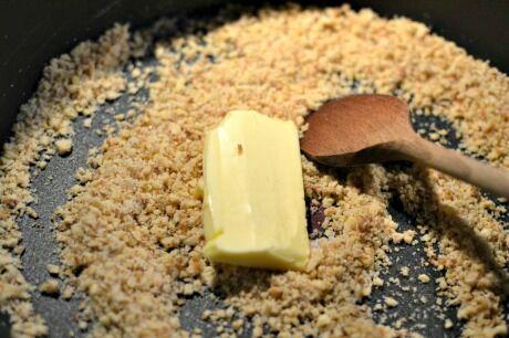 dortík z marcarpone s vlašskými ořechy