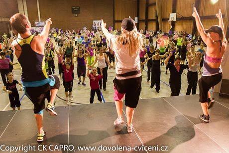 Capro team show