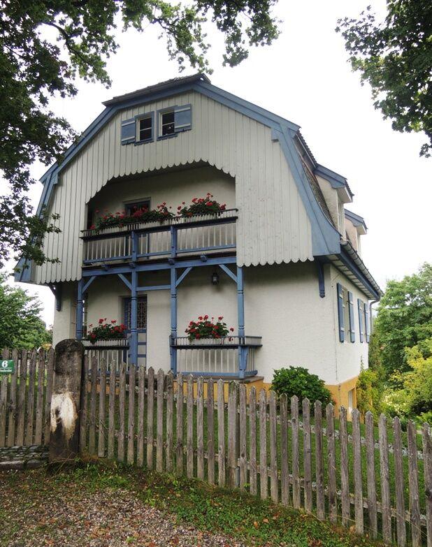 Ruský dům v Murnau