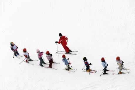 lyžařský výcvik
