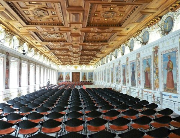 Ambras-Spanish hall