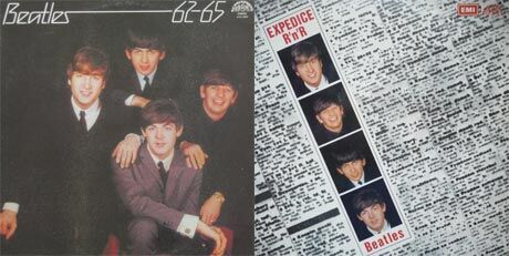 Moje perné dny s The Beatles