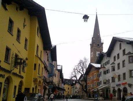 Rakousk� Kitzb�hel