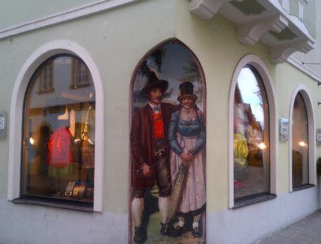 Rakouský Kitzbühel