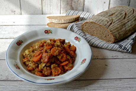 mrkev s quinoou