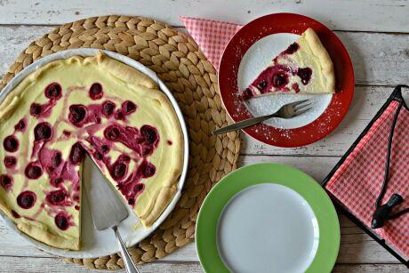a1c557d5ba snadný tvarohový koláč