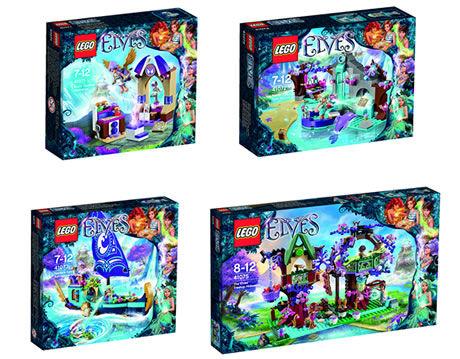 Lego Elfs