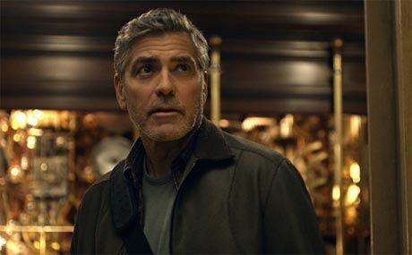 Země zítřka   Země zítřka George Clooney