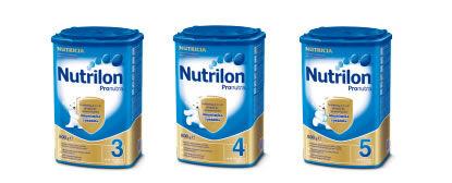 Batolecí mléka Nutrilon Pronutra
