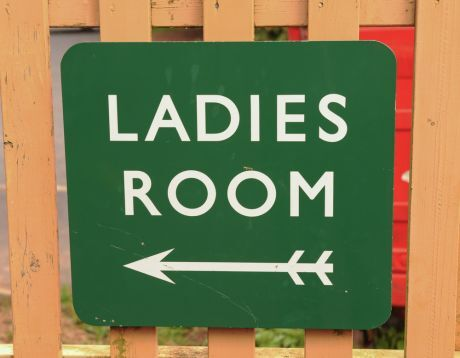 Ladies room