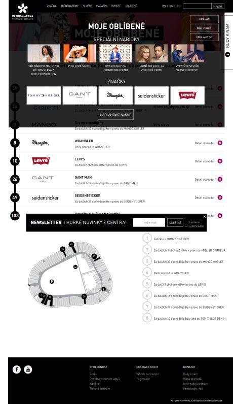 Fashion Arena Prague Outlet